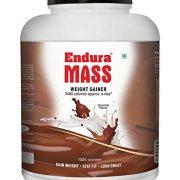Endura Mass Weight Gainer 3kg (chocolate)