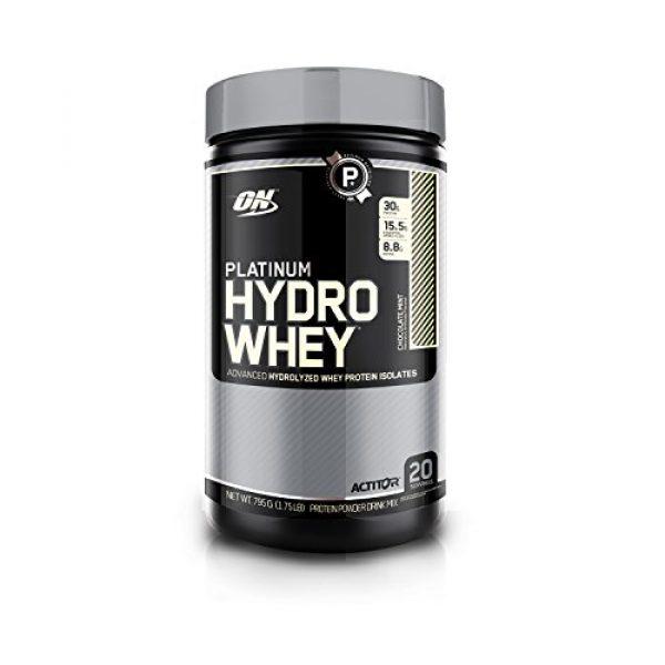 Optimum Nutrition (on) Platinum Hydro Whey 1.75 Lbs (chocolate Mint)