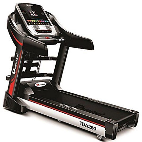 Compare & Buy Powermax Fitness TDA-260 Motorized