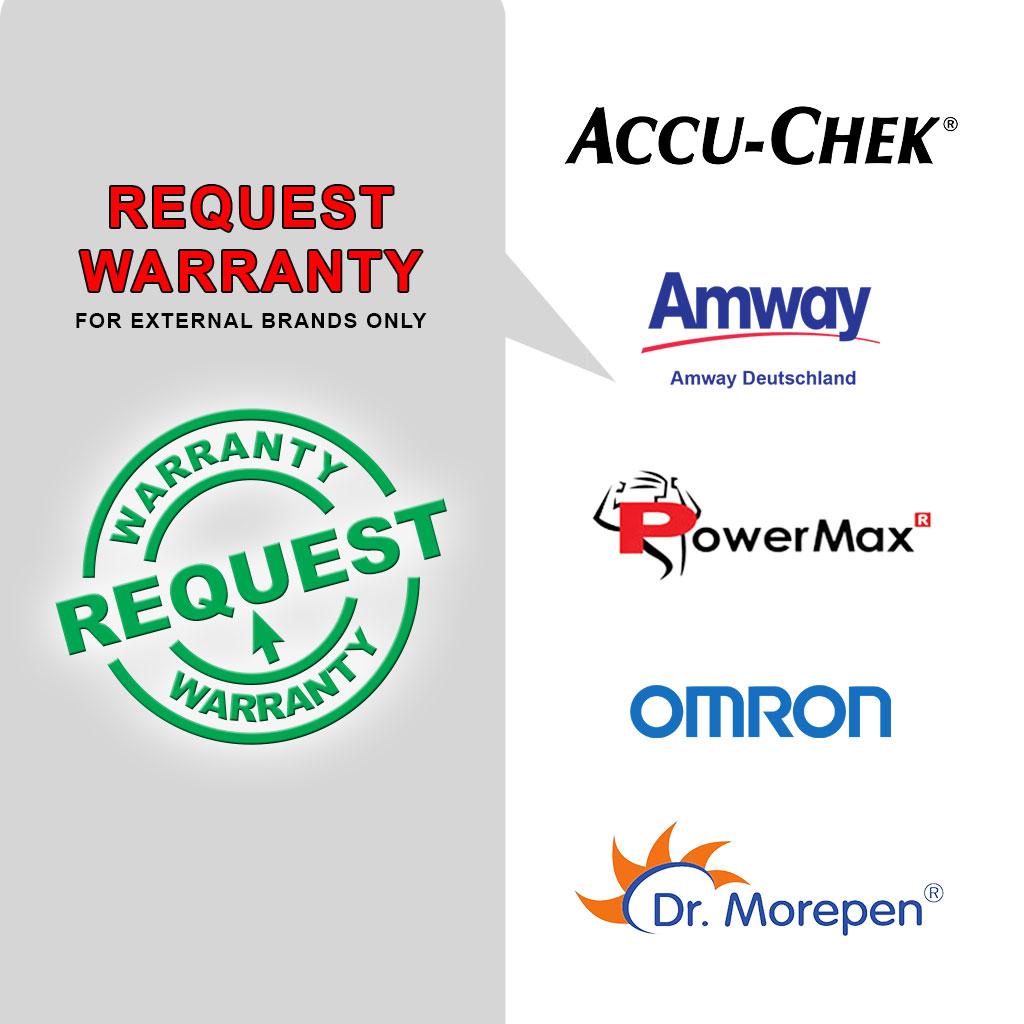 Warranty Request