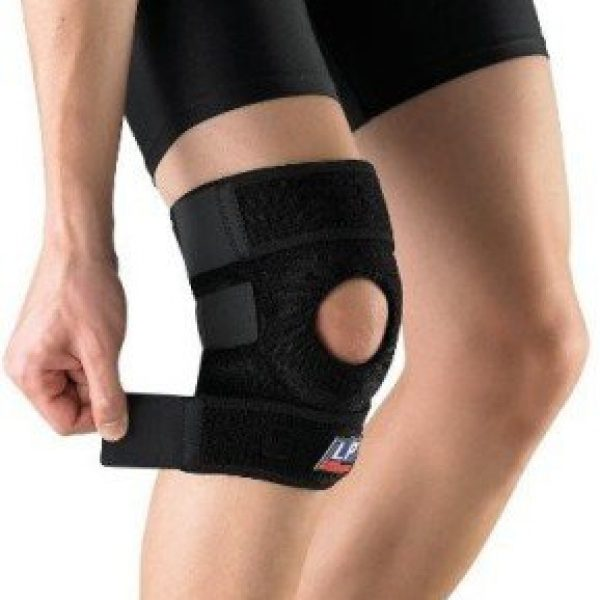 Lp 758ca Extreme Open Patella Knee Support