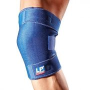 Lp Support Closed Patella 756 Knee Support (free Size,)
