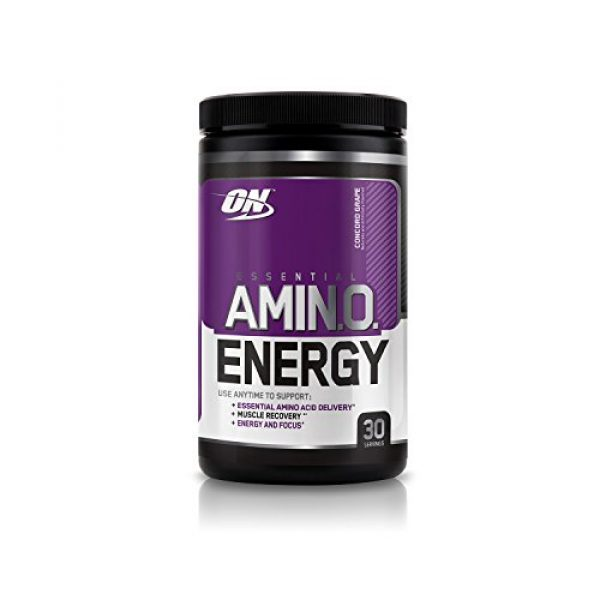 Optimum Nutrition (on) Amino Energy 30 Servings (concord Grape)