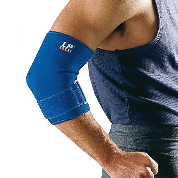 Lp #723s Tennis Elbow Support With Strap