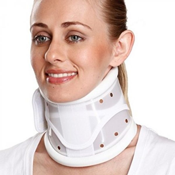 Tynor Adjustable Hard Cervical Collar Small