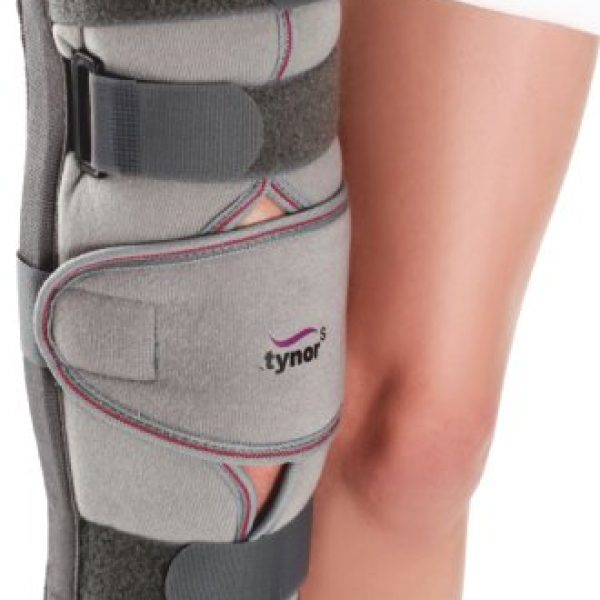 "Tynor Comfortable Knee Immobilizer Length 14"" Small"