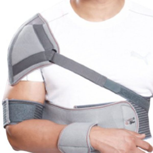 Tynor Elastic Shoulder Immobilizer Small