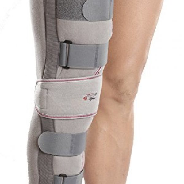 "Tynor Light Weight Knee Immobilizer Length 22"" Small"