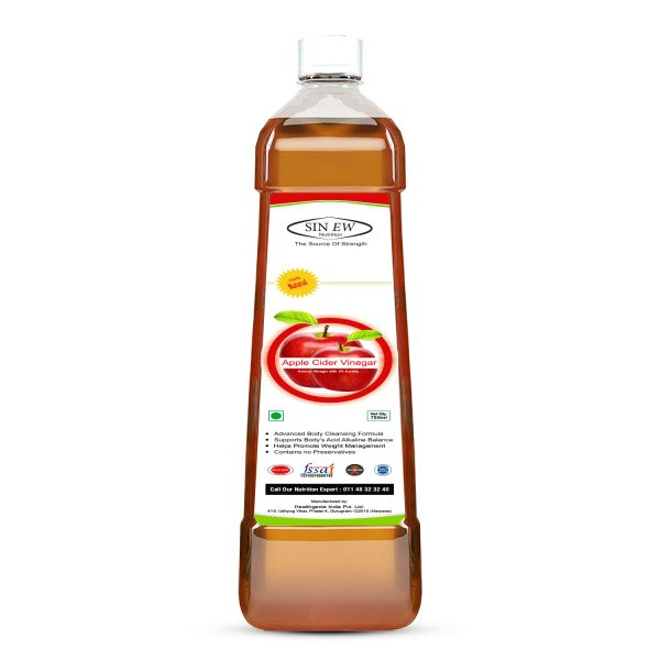 Acv 750ml Without Mother Wrmp
