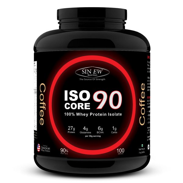 Isocore Coffee 3kg F