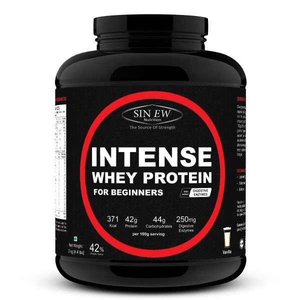 Intense For Beginners (vanilla) 2kg F