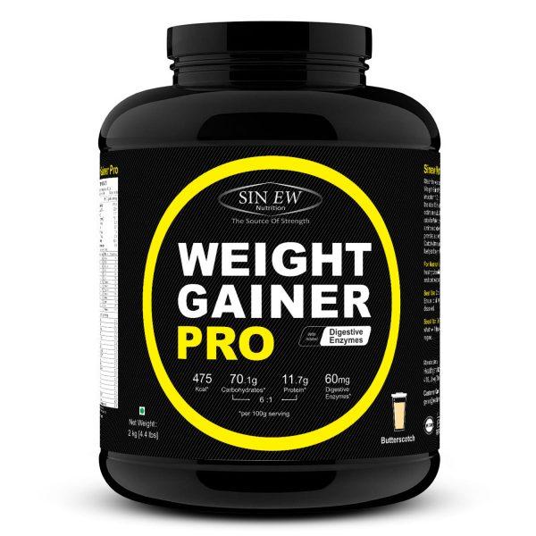 Weight Gainer Butterstoch 2kg F