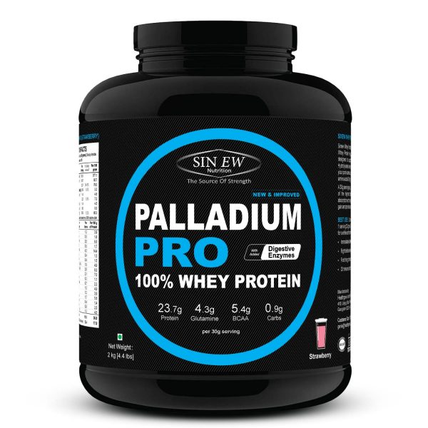 Palladium Pro (strawberry) 2 F