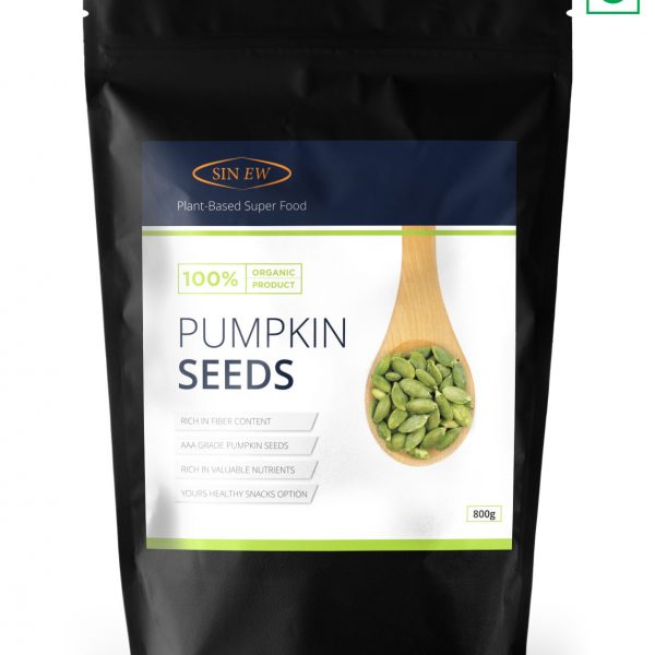 Pumpkin Seeds 800 Gm