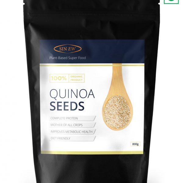 Quinoa Seeds 800 Frnt Veg