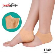 Healthgenie Silicon Gel Heel Cushion Pad With Aloe Vera fragrance2