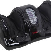 Healthgenie Foot Massager For Pain Relief With Kneading Function Massager(black)