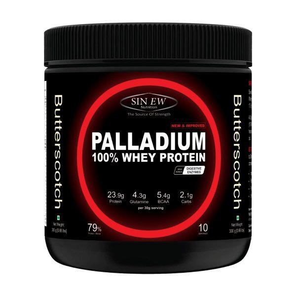 Palladium Butterscotch 300 F