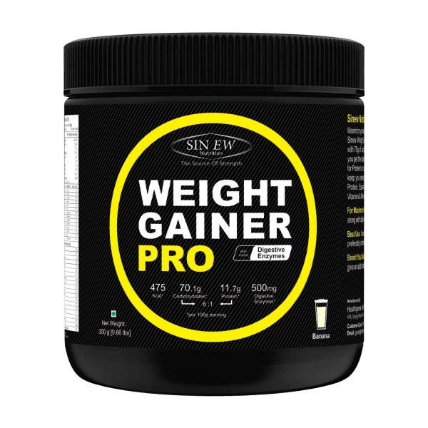 Weight Gainer Pro (banana) 300 F
