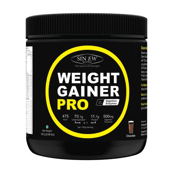 Weight Gainer Pro (chocolate) 300 F