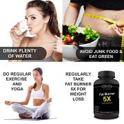 5x Fat Burner How To Use