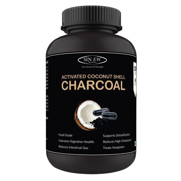 Charcoal 60caps F
