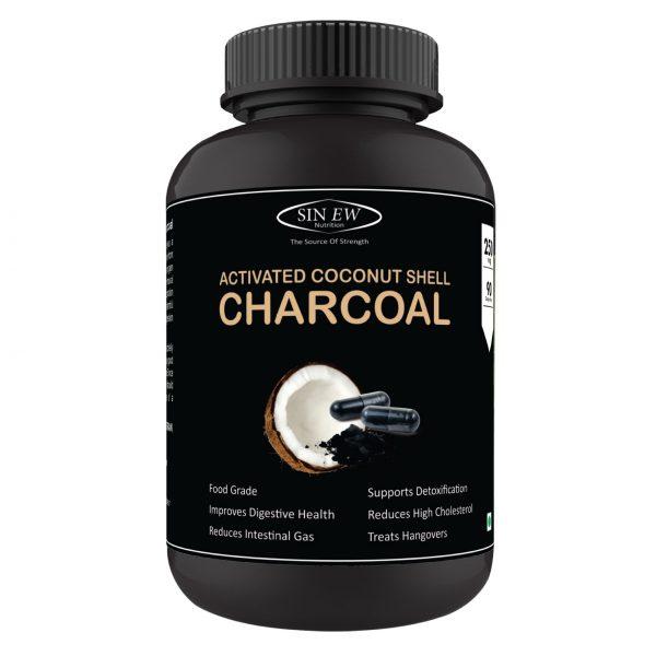 Charcoal 90caps F