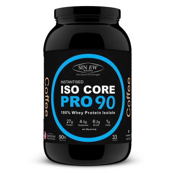 Iso Core Pro Coffee 1 F