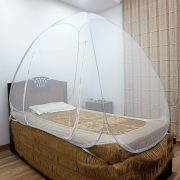 Mosquito Net Single Bed White