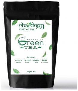 Chaiology Himalayan Green Tea 600gm