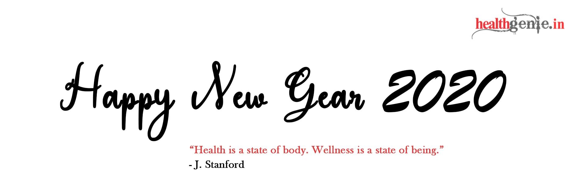 Healthgenie Happy New Year 2020 Min