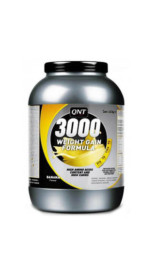QNT Weight Gain 3000-Vanilla-4.5 Kg