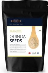 Sinew Nutrition Gluten Free White Quinoa Seeds, 1kg