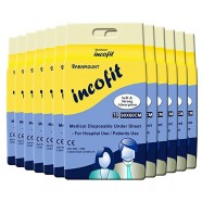 Incofit UNDER SHEET pack of 120