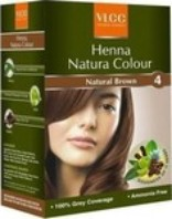 VLCC Henna Natura Colour -Natural Brown