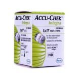 Accu Chek Integra 17'S Test Strips