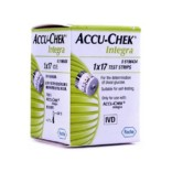 Accu Chek Integra 17'S Test Strips