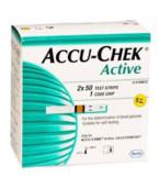 Accu-Chek Active Test 100 Strips