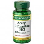 Nature's Bounty Acetyl L- Carnitine 400
