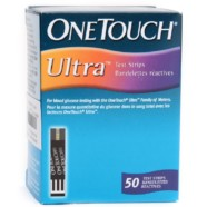 One Touch Ultra Strips-50