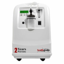 Healthgenie Oxygen Concentrator (HG-503) Upto 5 LPM with 2 Years Warranty