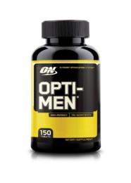 Optimum Nutrition (ON) Opti-Men – 150 Caps