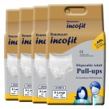 Incofit pull up Adult Diaper Extra Large pack of 40