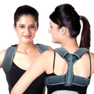Healthgenie Clavicle Brace With Velcro Large