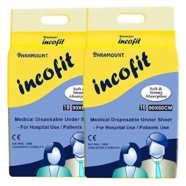 Incofit UNDER SHEET Pack Of 20