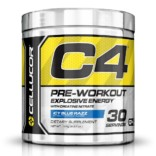 CELLUCOR C4 Extreme -Icy Blue Razz-30 serving