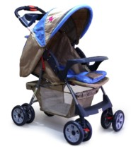 Ador Convenio Baby Stroller 44 Sky Blue