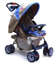 Ador Convenio Baby Stroller 44 Navy blue