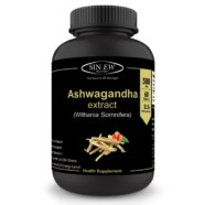 Sinew Nutrition Ashwagandha General Wellness Tablets 500mg (60 No.) | Anxiety Relief, Stress Support & Mood Enhancer Natural Supplement