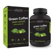 Sinew Nutrition Green Coffee Beans Extract 60 Capsules 700 mg, 100 % Veg & Natural Weight Management & Appetite Suppressant Supplement